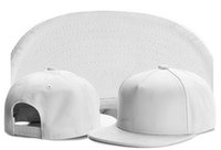 acrylic blanks - 2015 New BLANK WHITE Baseball Cap Adult Acrylic Cayler Sons Mushroom Cloud Gorras Planas Flat Eaves Hip hop Cap Snapback Last Kings