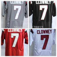 Cheap Factory Outlet- Cheap Ncaa Jadeveon Clowney Jersey #7 South College Football Jerseys Carolina Authentic American Football Jerseys Free Shipp