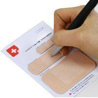 band aid types - Cute Aid Band Type Sticker Scratch Pad Bookmark Memo Reminder Maker Sticky Notes
