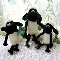 nici - Hot sale very cute NICI sheep creative funny plush toy stuffed toy doll Shaun sheep cm Fedex