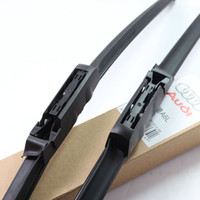 Wholesale The new Audi A6L special car wipers boneless wipers wipers main Fujia one pair of dress