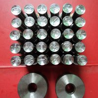 Wholesale Free DHL shipping piece of round tablet press punch die for TDP machine pill press die die press