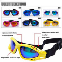 Wholesale Fashion Eyewear Snow Girls Boys Snowboard Glasses professional Sports anti fog ski goggles mountaineering cycling Windproof Glasses M009