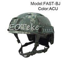 Wholesale EMERSON FAST Base Jump BJ version Helmet Tactical helmet Multicam EM5659D