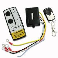 atv projector - v volt wireless winch remote control handset for truck suv atv winch EN1398 projector