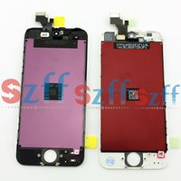 Wholesale for iPhone LCD Screen Full Assembly with Display and Frame Test Replacement Repair Parts