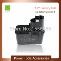 Wholesale NEW replacement power tool battery case for Bosch V GBM VES GBM VSP GDR