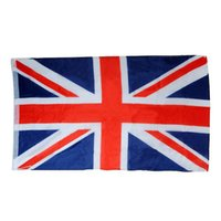Wholesale Promotion High Quality New X5ft Outdoor Indoor UK Union Jack England Great Britain United Kingdom Country Banner x90cm
