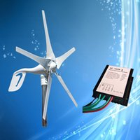 Wholesale W V Wind Turbine Max W Wind Generator with Blades Max W V V Auto Distinguish Wind Controller