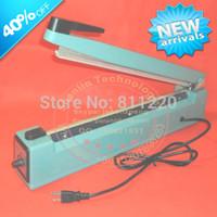 Wholesale Manual impulse sealing machine plastic bags sealer hand held aluminum bags sealer packaging sealer mm V heating wire