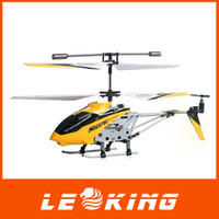 Wholesale Simple Box Package Metal CH RC Helicopter Remote Control Helicopter Gyro Toy Main Blades Tail Blade