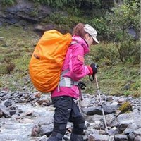Wholesale 1pcs Backpack Rain Cover Should Bag Waterproof Cover Outdoor Climbing Hiking Travel Kits Suit For L L L dp670921