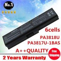 toshiba laptop - New cells Laptop battery For Toshiba Satellite L750 L770 L755 Series PA3817U BAS PA3817U BRS PA3818U