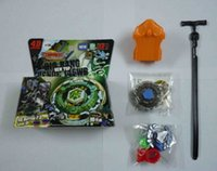 Wholesale Big Promotion Beyblade Metal Fusion D System LOOSE Battle Top Set Masters Styles Can Choose Kids Game Toys L0084