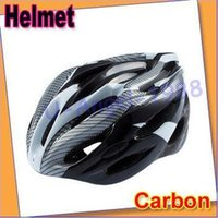 bicycle register - Register NEW Cycling Bicycle Adult Bike Helmet carbon With Visor Holes