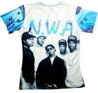 attitude t shirts - Summer style tshirts men women N W A Niggaz Wit Attitudes Print d t shirt hip hop t shirts camisa masculin