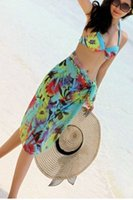 bali sarong - New Summer Sexy Bali Beach Sarong LC40640 new one piece bathing suits for women swimwear monokini woman clothes