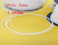 Wholesale T3 ID mm OD mm Ptfe Tube Industry experiment Teflon Pipe m