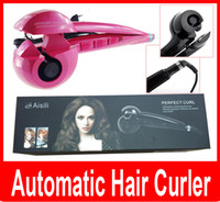 Cheap BABY Magic Automatic Hair Curler Professional Hair Styling Styler Tools Hair Curling Irons Roller Curling wand EU US UK PLUG.