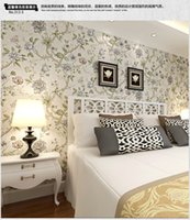 abc environmental - The British children girl environmental non woven wallpaper British stripe with ABC