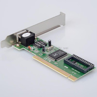 Wholesale Mbps Fast Ethernet Network PCI LAN NIC Card Realtek For RTL8139D Other