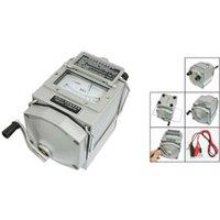 Wholesale Insulation Megohm Tester Resistance Meter Megohmmeter ZC25 US Fast Shipping order lt no track