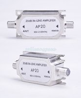 Wholesale Retail And High Qulity Satellite TV Signal Amplifier TV signal amplification Of dB b14