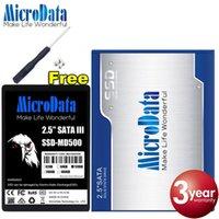 Wholesale Newest MicroData MD500 HD SSD GB GB s Solid State Drive SATA III quot HDD Disc Internal TLC Flash GB Hard Disk