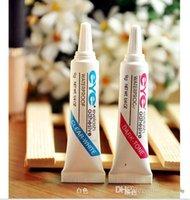 Wholesale HOT New DUO Water Proof Eyelash Adhesive glue FALSE EYELASH GLUE Dark White Eyelash Adhesive G Make upTools Drop Ship