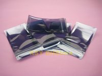 Wholesale 100 ESD Anti Static Shielding ZIP LOCK Bags quot x quot _50 x mm_USABLE SIZE