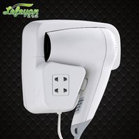 Wholesale Flying direct FY wall mountable blower type hotel hotel wall mountable two hair dryer