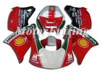 Wholesale Race Fairings for Ducati Black Red White