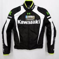 Wholesale kawasaki New Arrival motorcycle jacket racing jacket autorcycle jacket Motor jacket