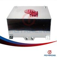 gallon cap - PQY STORE GALLON L RACING ALUMINUM GAS FUEL CELL TANK WITH BILLET RED CAP PQY TK72