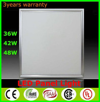 flat panel led lighting - CE UL LED Panel Light W W W X600mm led flat panels lights x60cm indoor lighting for home with led driver years warranty