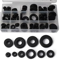 Wholesale Hot sales new Black Sealing Grommet Rubber O Ring Assortment Set Hydraulic Plumbing Gasket Paintball Seal Kit