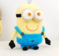 Wholesale Xmas Christmas Gift stuffed animals children toys Despicable ME Toy Movie Plush Toys quot cm Minion Jorge D eyes Stewart Dave Dropshipping