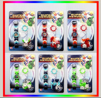 age building - The avengers Building blocks watches Pointer watch toy brick wrist watches Avengers Age of Ultron toy gift diy gift toy B001