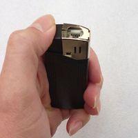 Wholesale HD P Lighter Hidden Camera Recorder DVR mini DV Spy Camera flashlight