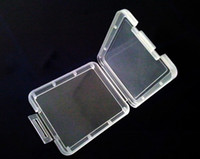 Wholesale High quality CF Compact Flash Protection Plastic Box Storage Packing bag up