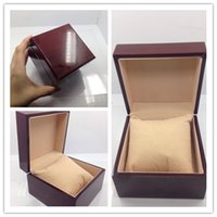 modern jewelry - Watches Accessories Watch Boxes Fashion watch box luxury wood watch box with pillow package case watch Jewelry storage gift box