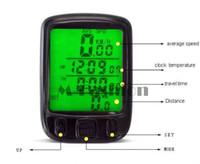 Wholesale Waterproof Bicycle Bike Cycle Wireless LCD Digital Computer Odometer Speedometer for Bicycle SV003370