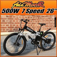electric bicycle motor - In Stock Addmotor Speed Electric Bicycle Rear Motor AH Black W Inch City Tires