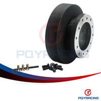 Wholesale PQY STORE Racing Steering Wheel Hub Adapter Boss Kit for BMW E36 PQY HUB E36
