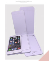 Wholesale Newest Special Office Supplies Iphone6 Iphone S Plus Cell Phone Shaped Memo Pad Sticky Post It Note Paper pages per piece