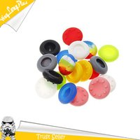 Cheap High Quality Thumb Grips for PS3 PS4 Xbox one Xbox 360 Controller silicone case cap factory outlet lowest price