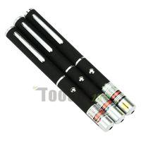 laser pointers - 3pcs bag mW Green Red light Laser Pen Beam Laser Pointer Pen For SOS Mounting Night Hunting teaching Xmas gift Opp Package