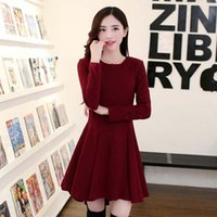 Cheap woolen Women Dresses Best Lady Dress