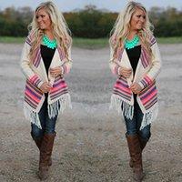 Wholesale 2015 Women Long Sleeve Knitted Cardigan Loose Sweater Outwear Jacket Coat Sweater