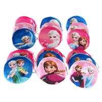 Wholesale 2015 new D cartoon purses Anna elsa mini coin purses purse Plush Purse kids handbags bags for kids girls